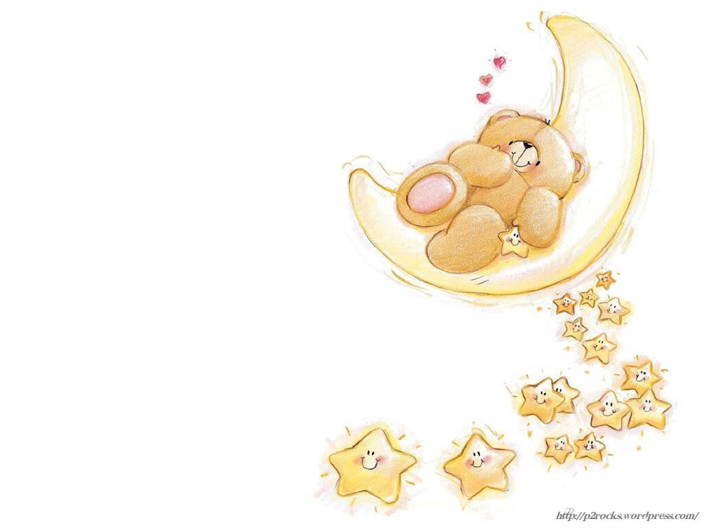 baby-bear-lying-on-the-moon-wallpaper_1024x768 | Idle