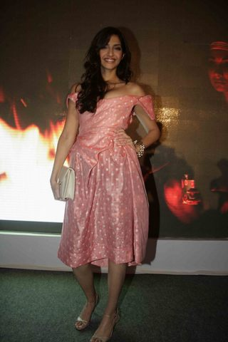 Sonam at Aisha's Music Launch